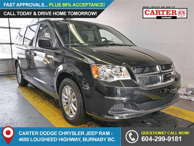 2019 Dodge Grand Caravan CVP/SXT (Stk: M094100) in Burnaby - Image 1 of 13