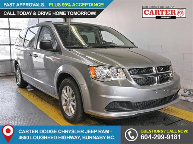 2019 Dodge Grand Caravan CVP/SXT (Stk: M094090) in Burnaby - Image 1 of 13