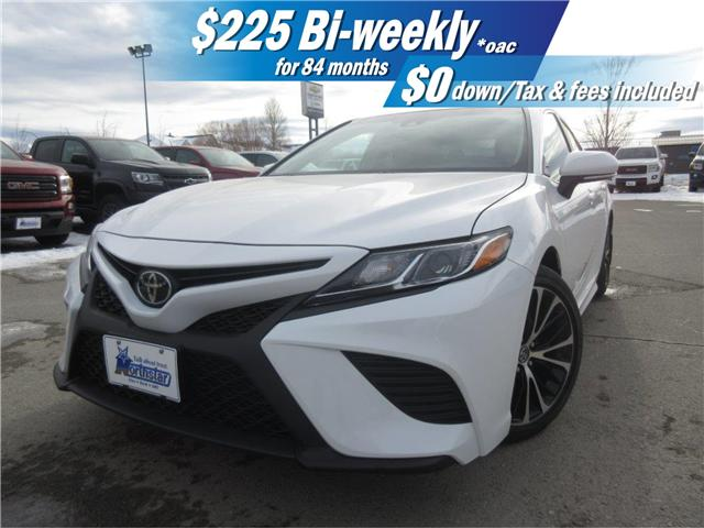 2018 Toyota Camry SE (Stk: 61821) in Cranbrook - Image 1 of 20