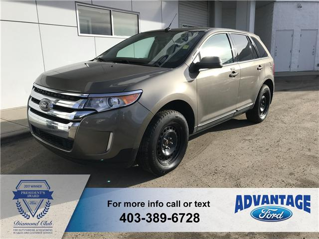 2013 Ford Edge SEL (Stk: K-105A) in Calgary - Image 1 of 15