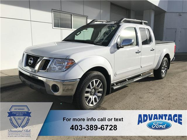 2012 Nissan Frontier SL (Stk: T22787A) in Calgary - Image 1 of 17