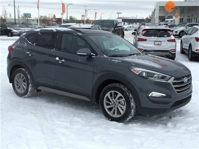 2018 Hyundai Tucson SE 2.0L (Stk: 38285) in Saskatoon - Image 1 of 24