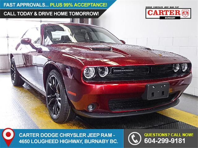 2018 Dodge Challenger SXT (Stk: Q548540) in Burnaby - Image 1 of 7