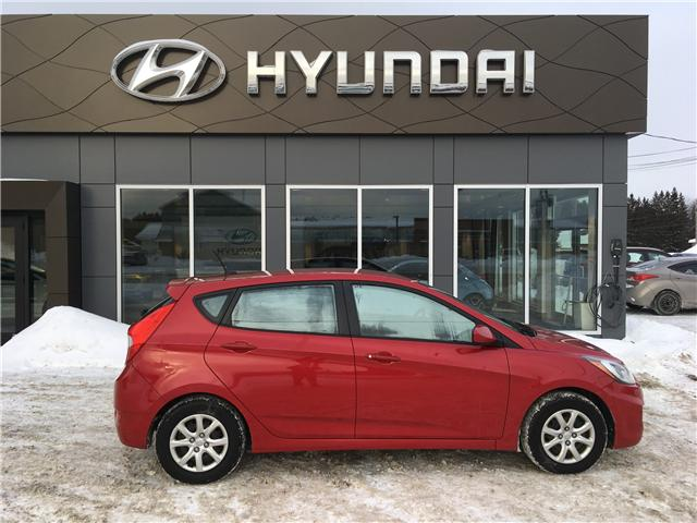 2014 Hyundai Accent GLS (Stk: 19047-1) in Pembroke - Image 1 of 20
