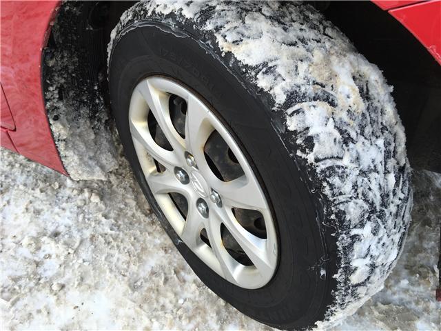 2014 Hyundai Accent GLS (Stk: 19047-1) in Pembroke - Image 9 of 20