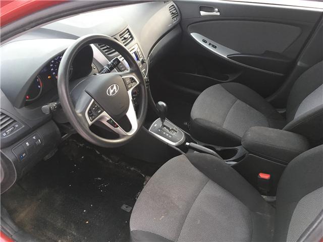 2014 Hyundai Accent GLS (Stk: 19047-1) in Pembroke - Image 13 of 20