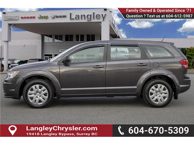 2017 Dodge Journey CVP/SE (Stk: K548395AA) in Surrey - Image 4 of 25