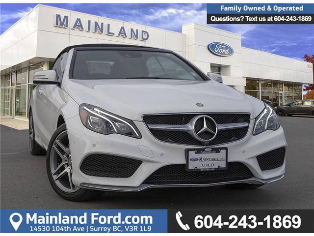2014 Mercedes-Benz E-Class Base (Stk: 8F16103A) in Surrey - Image 1 of 25