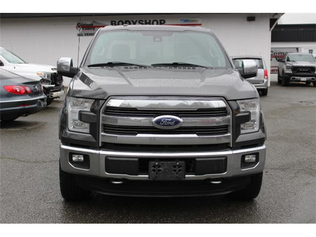 2015 Ford F-150 Lariat (Stk: D360168A) in Courtenay - Image 2 of 12