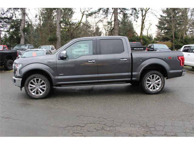 2015 Ford F-150 Lariat (Stk: D360168A) in Courtenay - Image 4 of 12