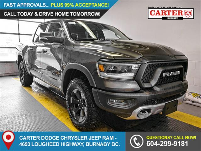 2019 RAM 1500 Rebel (Stk: 8333960) in Burnaby - Image 1 of 12