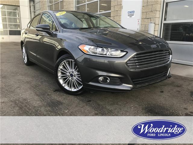 2015 Ford Fusion SE (Stk: 17091A) in Calgary - Image 1 of 20