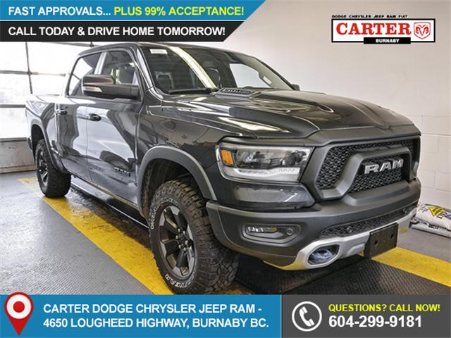 2019 RAM 1500 Sport/Rebel (Stk: 8333940) in Burnaby - Image 1 of 11