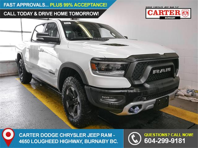 2019 RAM 1500 Rebel (Stk: 8333930) in Burnaby - Image 1 of 10