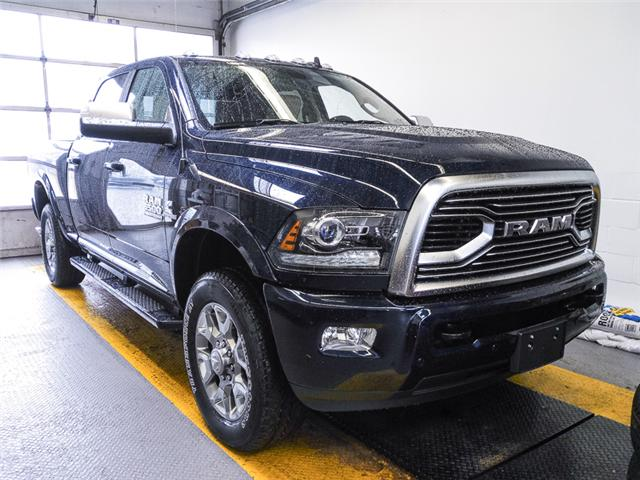 2018 RAM 3500 Longhorn (Stk: 8130220) in Burnaby - Image 2 of 7
