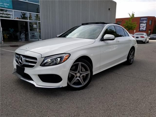2015 Mercedes-Benz C-Class  (Stk: D3298) in Toronto - Image 1 of 1