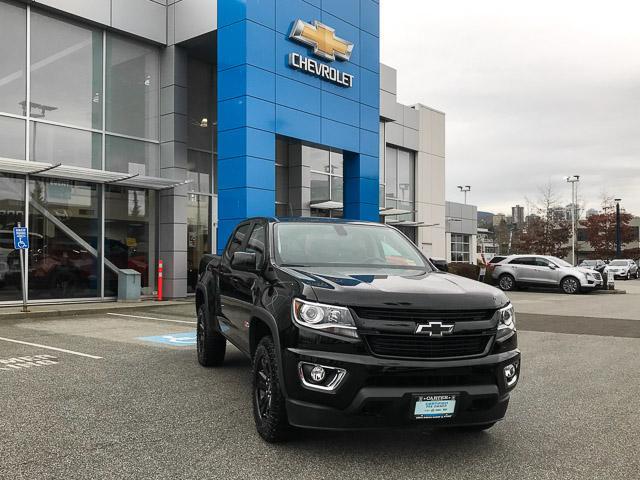 2018 Chevrolet Colorado Z71 (Stk: 971940) in North Vancouver - Image 2 of 26