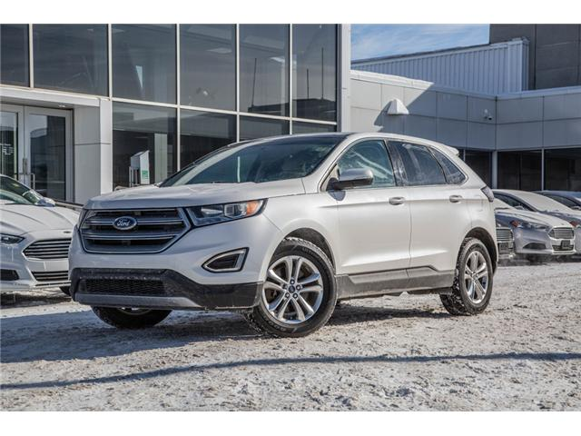 2016 Ford Edge SEL AWD-LEATHER-NAV-LOADED (Stk: 946880) in Ottawa - Image 1 of 26