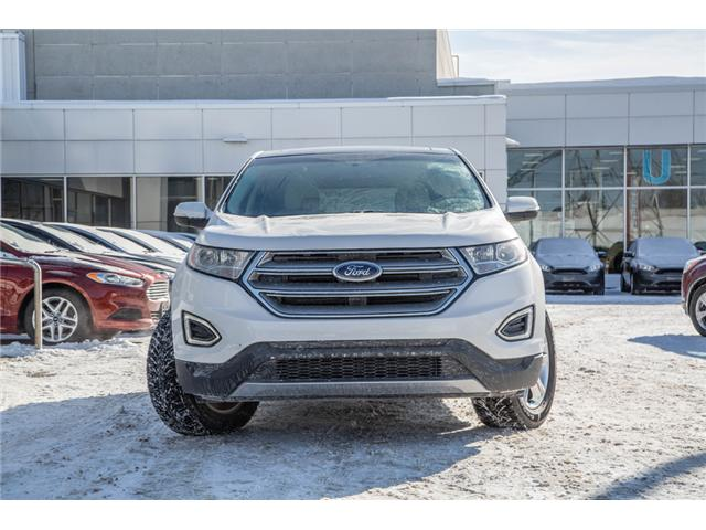 2016 Ford Edge SEL AWD-LEATHER-NAV-LOADED (Stk: 946880) in Ottawa - Image 2 of 26