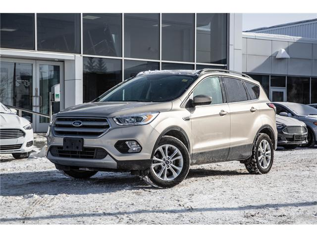 2018 Ford Escape SEL AWD-LEATHER-POWER ROOF-NAV (Stk: 946510) in Ottawa - Image 1 of 26