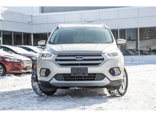 2018 Ford Escape SEL AWD-LEATHER-POWER ROOF-NAV (Stk: 946510) in Ottawa - Image 2 of 26
