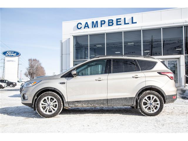 2018 Ford Escape SEL AWD-LEATHER-POWER ROOF-NAV (Stk: 946510) in Ottawa - Image 3 of 26