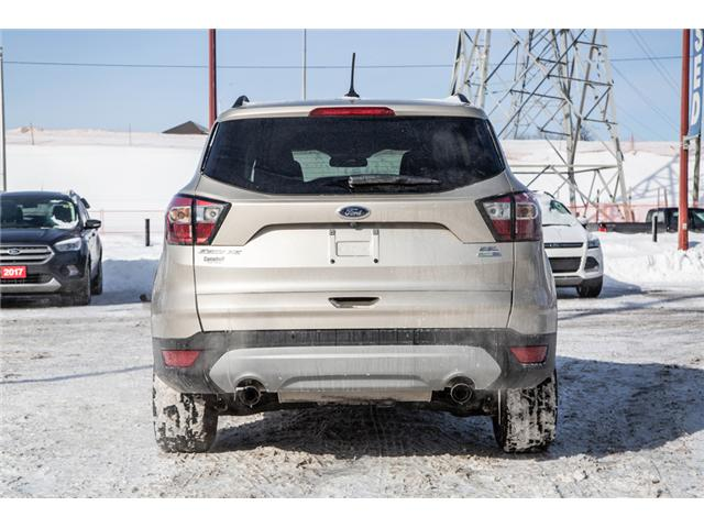 2018 Ford Escape SEL AWD-LEATHER-POWER ROOF-NAV (Stk: 946510) in Ottawa - Image 5 of 26