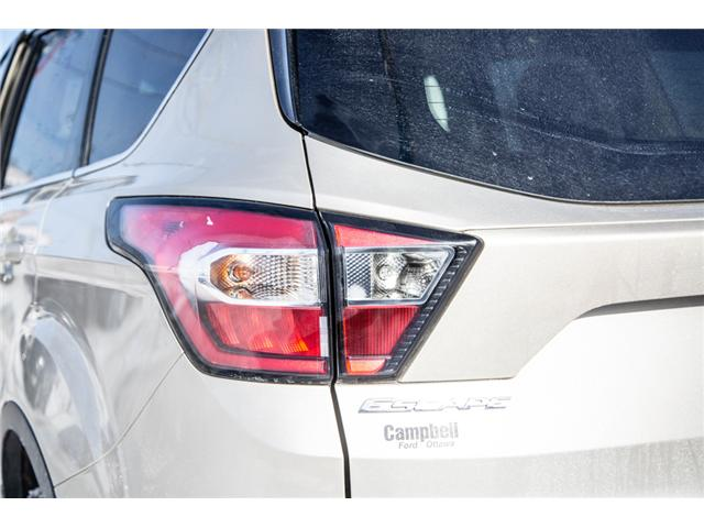 2018 Ford Escape SEL AWD-LEATHER-POWER ROOF-NAV (Stk: 946510) in Ottawa - Image 11 of 26