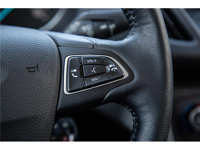 2018 Ford Escape SEL AWD-LEATHER-POWER ROOF-NAV (Stk: 946510) in Ottawa - Image 17 of 26