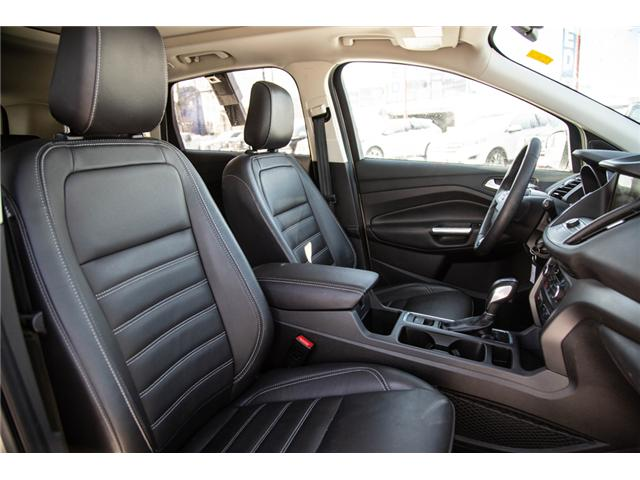 2018 Ford Escape SEL AWD-LEATHER-POWER ROOF-NAV (Stk: 946510) in Ottawa - Image 25 of 26