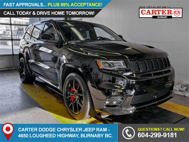 2019 Jeep Grand Cherokee SRT (Stk: G749980) in Burnaby - Image 1 of 13