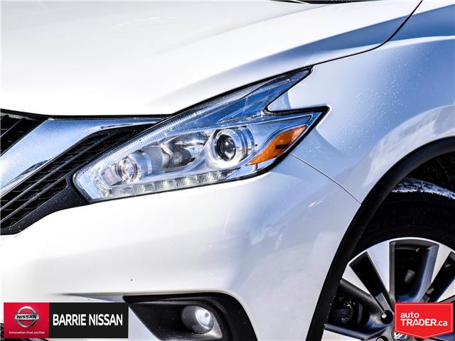 2016 Nissan Murano SL (Stk: 19023A) in Barrie - Image 2 of 28
