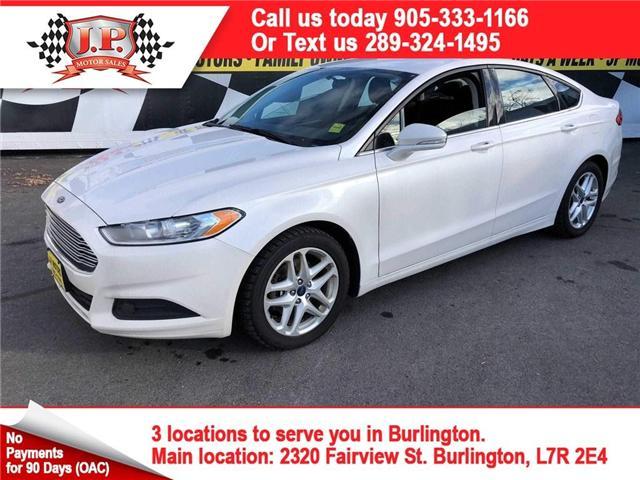 2015 Ford Fusion SE (Stk: 45064) in Burlington - Image 1 of 24