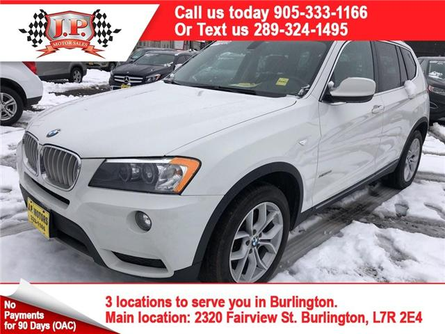 2014 BMW X3 xDrive28i (Stk: 45461) in Burlington - Image 1 of 24