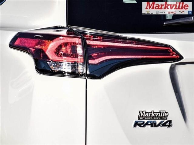 2018 Toyota RAV4 XLE-PREMIUM-AWD-8,462KMS ONLY-ROOF-CPO-1 OWNER! (Stk: 161076A) in Markham - Image 6 of 25