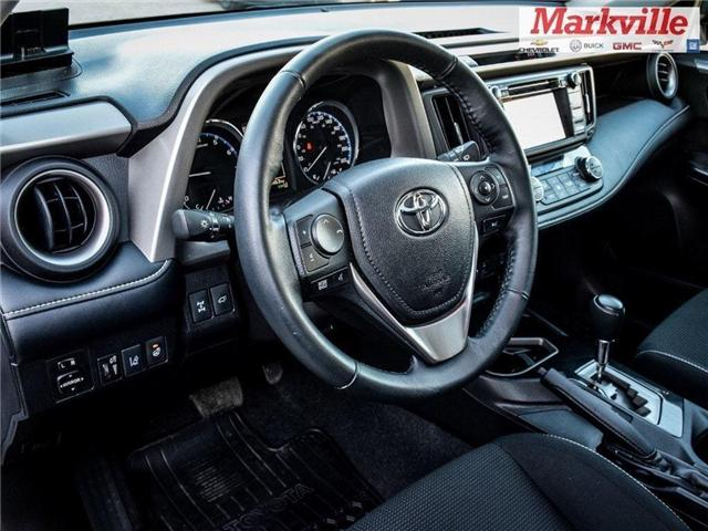 2018 Toyota RAV4 XLE-PREMIUM-AWD-8,462KMS ONLY-ROOF-CPO-1 OWNER! (Stk: 161076A) in Markham - Image 10 of 25