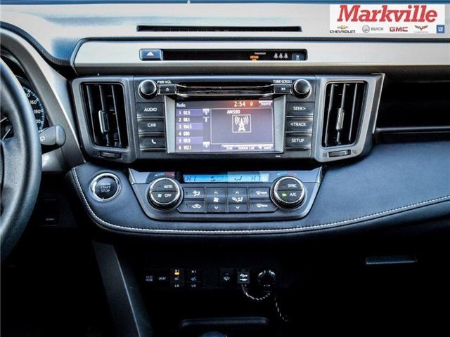 2018 Toyota RAV4 XLE-PREMIUM-AWD-8,462KMS ONLY-ROOF-CPO-1 OWNER! (Stk: 161076A) in Markham - Image 14 of 25