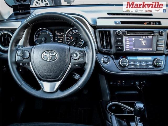 2018 Toyota RAV4 XLE-PREMIUM-AWD-8,462KMS ONLY-ROOF-CPO-1 OWNER! (Stk: 161076A) in Markham - Image 19 of 25