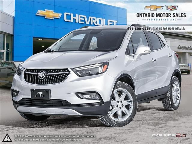 2018 Buick Encore Essence (Stk: 12382A) in Oshawa - Image 1 of 33