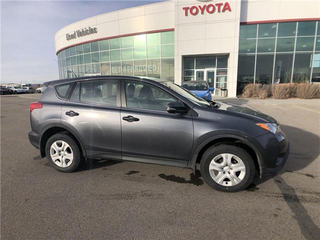 2013 Toyota RAV4  (Stk: 2802018B) in Calgary - Image 1 of 14