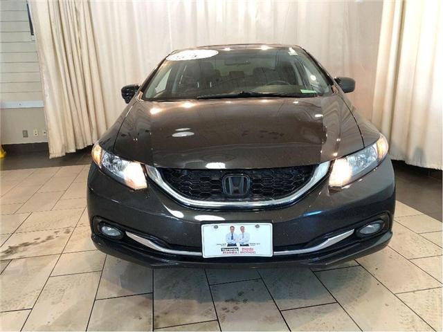 2014 Honda Civic Touring (Stk: 38400) in Toronto - Image 2 of 30