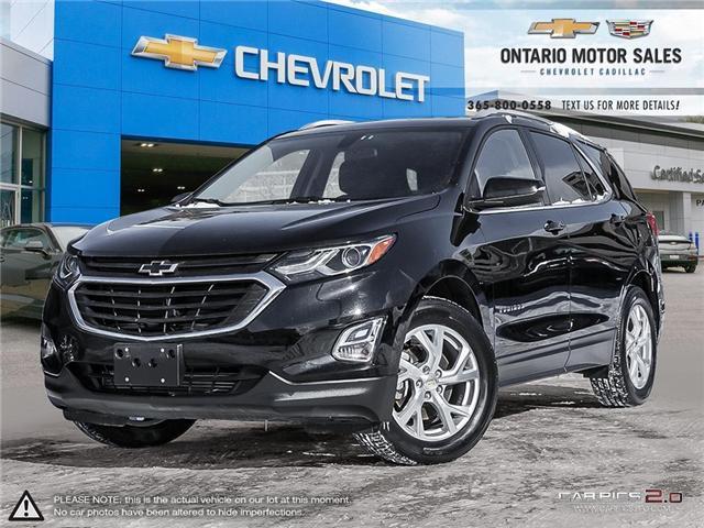 2018 Chevrolet Equinox LT (Stk: 173525A) in Oshawa - Image 1 of 33