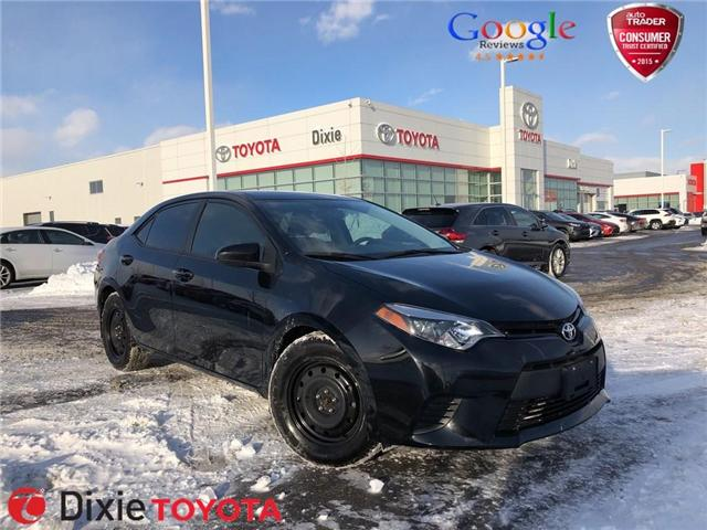 2014 Toyota Corolla  (Stk: D190250A) in Mississauga - Image 1 of 18