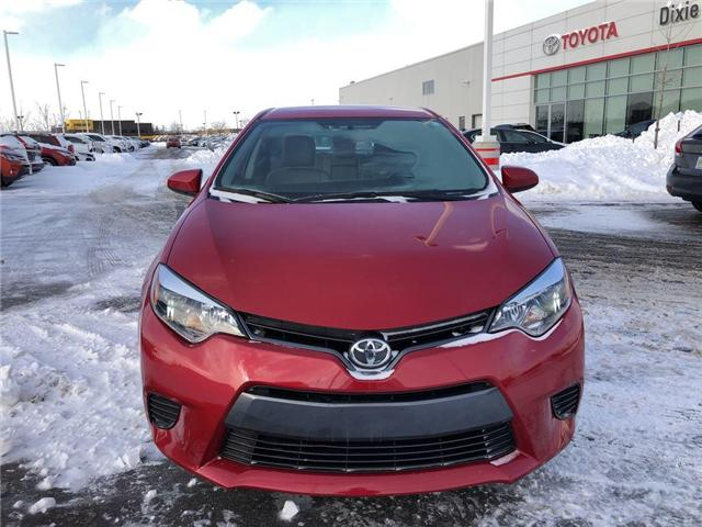 2016 Toyota Corolla  (Stk: 72239) in Mississauga - Image 2 of 19