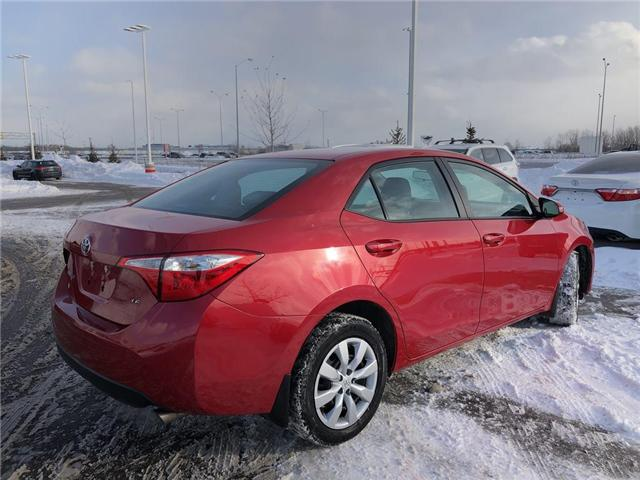 2016 Toyota Corolla  (Stk: 72239) in Mississauga - Image 7 of 19