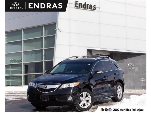 2013 Acura RDX Base (Stk: 60594A) in Ajax - Image 1 of 27