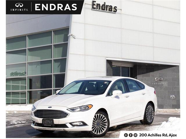 2017 Ford Fusion SE (Stk: 60548B) in Ajax - Image 1 of 30