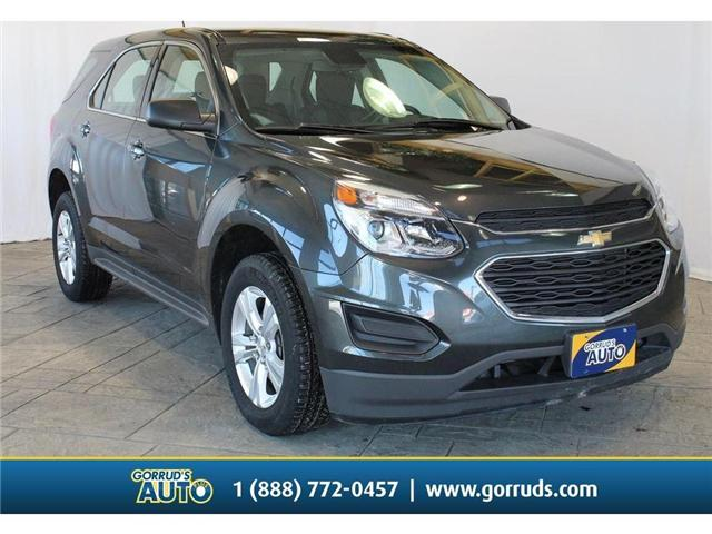 2017 Chevrolet Equinox LS (Stk: 551190) in Milton - Image 1 of 40