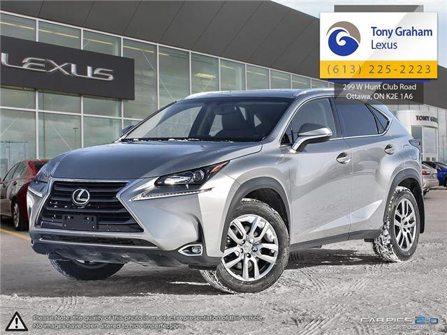 2016 Lexus NX 200t Base (Stk: P7421A) in Ottawa - Image 1 of 29