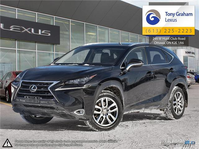 2015 Lexus NX 200t Base (Stk: Y2943) in Ottawa - Image 1 of 29